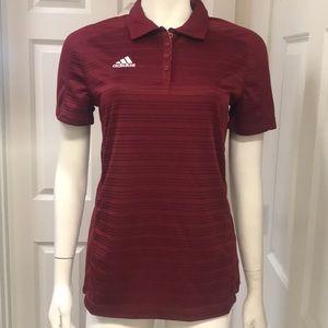 Adidas Golf/Tennis/Athleisure Polo, Size M, NWT!